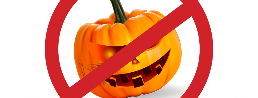 no trick or treat