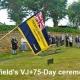 Byfield VJ+75 Day Ceremony
