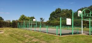 Basketball / Netball Court