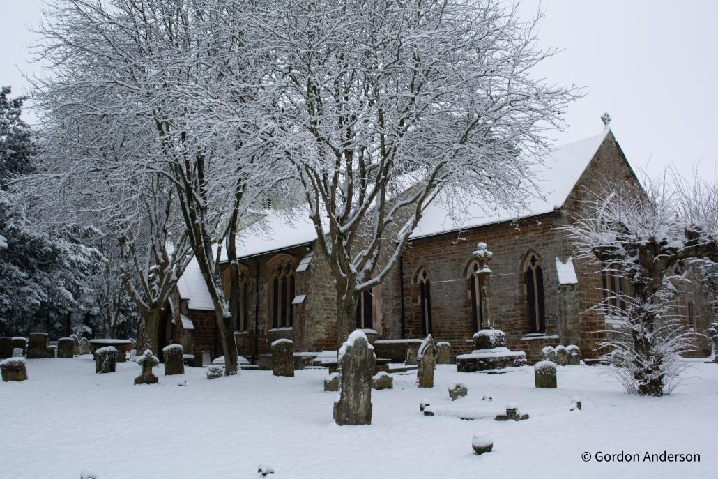 St Nicholas Church - Eydon
