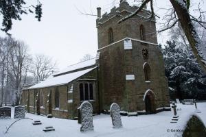 St Nicholas Church, Eydon